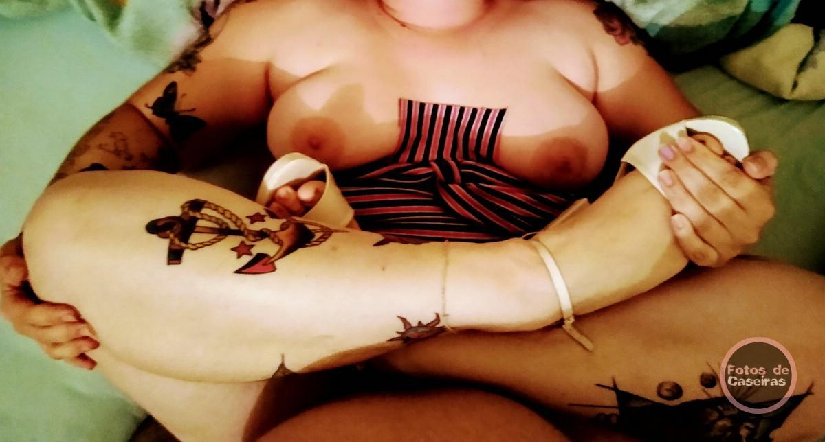 Mayara esposa tatuada, Mayara esposa tatuada